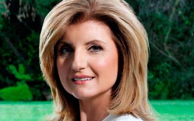 Arianna Huffington en Emerging Women