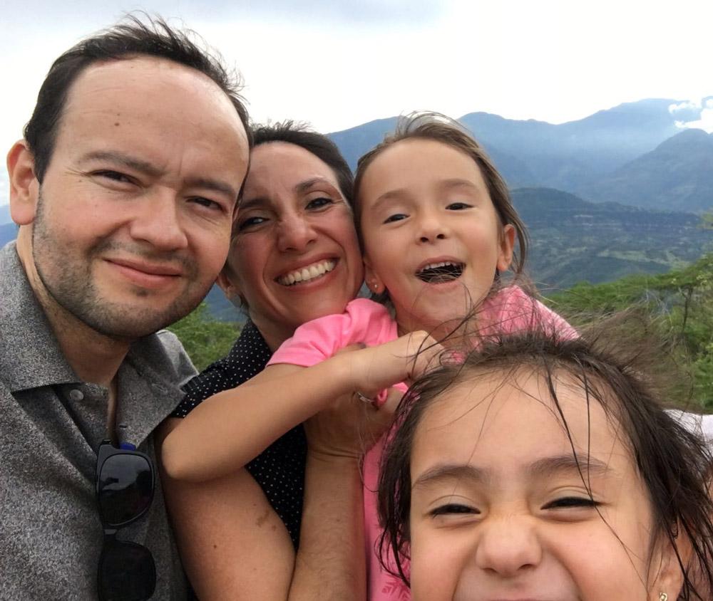 María Constanza Ramírez - familia