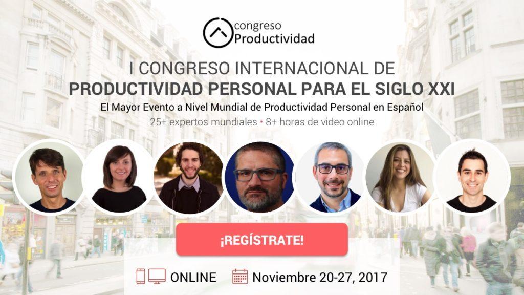 I Congreso Internacional de Productividad Personal para el Siglo XXI